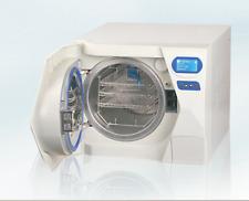17L Dental Autoclave Sterilizer Medical Sterilization Vacuum Steam with Printer
