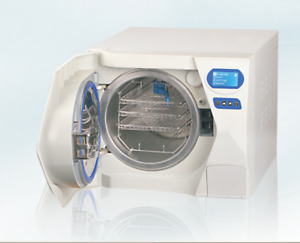 17L Dental Autoclave Sterilizer Medical Sterilization Vacuum Steam with Printer