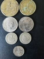 Old Columbia Coins