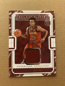 2018-19 NBA Cornerstones COLIN SEXTON Rookie 🔥 Building Blocks Memorabilia