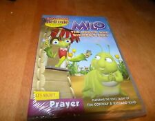 Milo The Mantis Who Wouldn'T Pray Hermie & Friends Tim Conway Max Lucado Dvd New