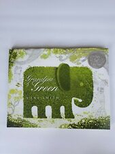 Grandpa Green by Lane Smith (2011, Picture Book) First Edition