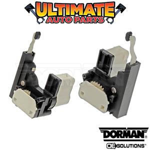Left and Right Rear - Door Lock Actuator for 02-04 Oldsmobile Bravada