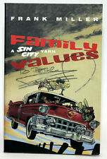 Sin City: Family Values - Signed by Frank Miller - Dark Horse Comics