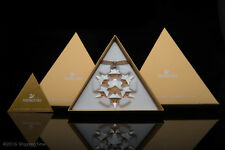 Swarovski Annual SCS Edition 2010 Christmas Xmas Ornaments Golden Shadow 1054560