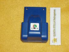 RUMBLE PAK + MEMORY CARD NINTENDO 64 N64 NUOVO VIBRAZIONE PACK COLORE BLU