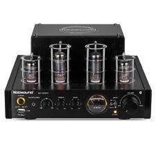 HiFi Bluetooth Valve Tube Amplifier Amp Stereo Hybrid Power Amp USB Music Player