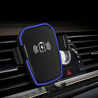 10W Qi Wireless Car Charger Air Vent Holder for iPhone 11 11Pro 8 X 8Plus XS XR
