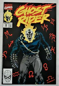 Marvel Comics GHOST RIDER #10 FEB 1991 NM