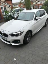 2017 BMW 116D M SPORT AUTO 5 DOOR UNRECORDED LIGHT DAMAGED SALVAGE REPAIRABLE