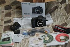Canon EOS 5D Mark II 21.1 MP Digital SLR Camera Body in Box 6655 Shutter Count