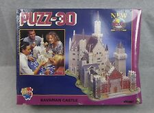 NEW Puzz 3D Wrebbit BAVARIAN CASTLE 1000 Piece Puzzle SEALED