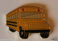 Thanks School Bus Driver Lapel Pin Appreciation Tie Tack Gift Safety Classroom