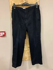 """Marks and Spencer Trousers Black Cotton Blend W 34"""" L 29"""" Good condition"""