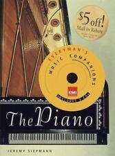 The Piano: Everyman's Library-EMI Classics Music Companions-ExLibrary