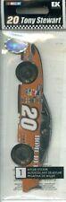 NASCAR Racing Race Car Driver Tony Stewart 20 Jolee's Stickers