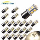 20x Warm White 1156 13-SMD RV Camper Trailer LED Interior Light Bulbs 1141 12V