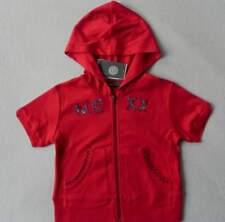 Mexx Kapuzen Sweatshirtjacke Shirt- Jacke  110/116 NEU