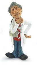 Figurine humoristique en résine: Le Docteur Chez BEAUTÉ-MONDE