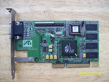 ATI 109-49800-10 Rage Pro Turbo AGP 215R3DUA33  RGPRO 49801