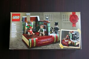 LEGO Charles Dickens Tribute 40410 NEW & SEALED A Christmas Carol Building Kit
