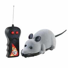 Remote control Rat Wireless For Cat puppy Pet Toy Novelty Gift Funny Scary Mouse