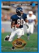 1996 Donruss Press Proof CURTIS CONWAY (ex) Chicago Bears PR 2000