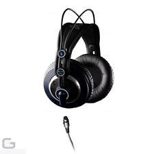 Auriculares negro diadema DJ