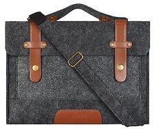 Microsoft Surface Book 13.5 Case Felt Laptop Shoulder Bag Adjustable strap New