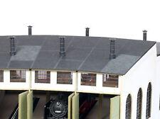Modellbahn Union N-A00004 - Schornstein 6x - Spur N - NEU