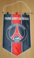 Fanion pennant wimpel banderin gagliardetto PSG Paris Saint Germain