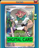 Milo Full Art - 190/192 Rebel Clash PTCGO Online Digital Card