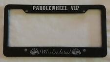 New listing Paddlewheel Vip Hotel & Casino Vehicle/Car License Plate Frame souvenir item