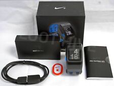 NEW Nike+ Plus Foot Sensor Pod GPS Sport Watch Blue/Anthracite TomTom Running