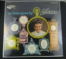 Liberace – As Time Goes By (Coral – CRL 757392)