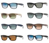 Occhiali da Sole Ray Ban RB 2132 new wayfarer sunglasses classiche polarizzate