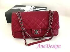 AUTHENTIC CHANEL EASY CAVIAR MESSENGER CROSSBODY BAG JUMBO SIZE
