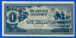 Oceania - 1942 - 1 shilling banknote - P: 2 - UNC