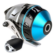 KastKing Cadet 2000 Spin Cast Fishing Reel Spooled with Monofilament Line - Blue
