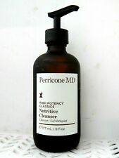 Perricone Md High Potency Classics Nutritive Cleanser 6 oz No Box