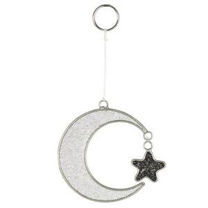 Mystisch Mini Crescent Mond Sonnenfänger - Brandneu
