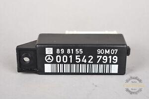 90-98 Mercedes R129 SL500 SL320 300SL Intermittent Wiper Relay 0015427919 OEM
