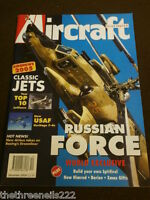 AIRCRAFT ILLUSTRATED - RUSSIAN FORCE - DEC 2004