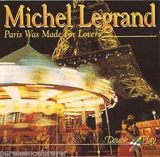 MICHEL LEGRAND - Paris Was Made For Lovers (UK 16 Tk CD Album)