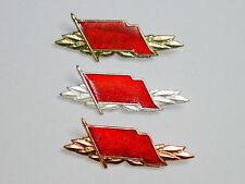 Bestenabzeichen Kampfgruppe 3 Stück gold, silber, bronze - ungetragen -
