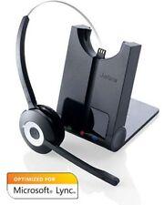 Jabra PRO 930 MS Monaural DECT Wireless USB Headset for Microsoft Lync MOC 2007