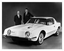 1962 1963 Studebaker Avanti & Raymond Loewy Factory Photo u1451-FP7B8J