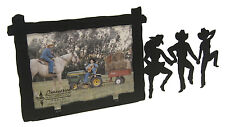 """Line Dance Western Dancing Music Picture Frame 3.5""""x5"""" - 3""""x5"""" H"""