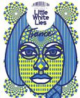 LITTLE WHITE LIES #46 TRANCE Issue ROSARIO DAWSON James McAvoy DANNY BOYLE @NEW@
