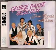 GEORGE BAKER SELECTION - from russia with love MAXI-CD 3TR 1990 RARE!!